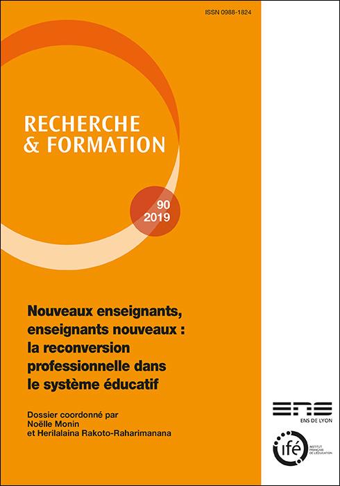 Recherche et formation n°90